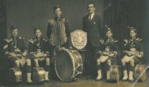 George Urquhart trophy winners