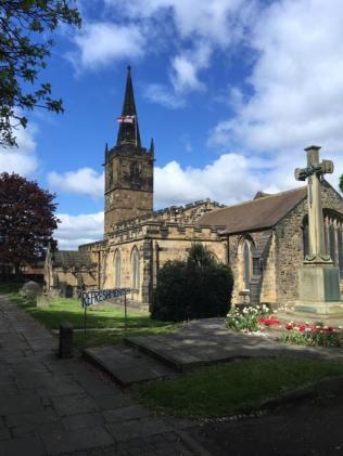 Wath Parish Church