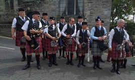 Dunfermline Pipers