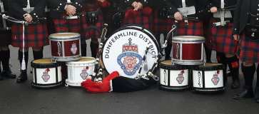 Dunfermline Pipe Band